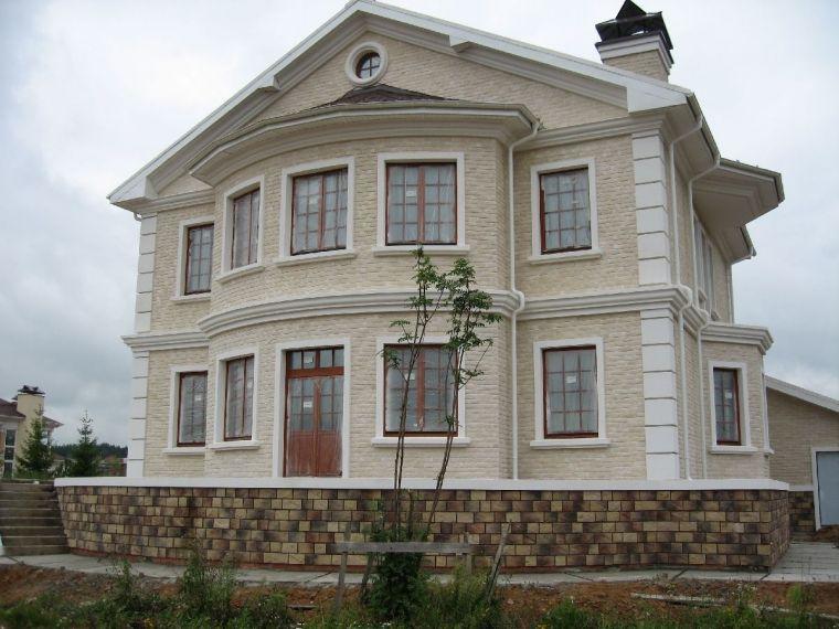 Дизайн будинків фасад